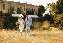 Chateau Weddings / Beautiful photos from chateau weddings to inspire you. Photos by ARJ Photography https://www.arj-photo.co.uk