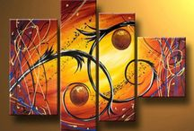 cuadros y pintura