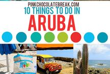 Aruba  / Travel to aruba / by Tatum Donnelly