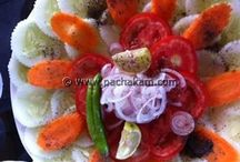 Indian Salad Recipes / Indian Salad Recipes