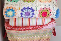 Couverture crochet