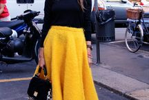 Fashion Inspiration / by Emily Schwartz