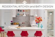 Design Resources for Home & Garden / Books, images, inspirations + more for interior design and decor, outdoor living, etc.
