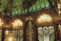 Art Nouveau   and Art Deco Period