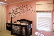 Baby girl nursery ideas / by Chelsea Fuson