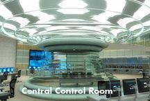 PYROTECH WORKSPACE / Modular control room design and execution