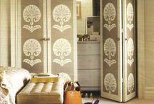 Folding doors / by Karen Alford