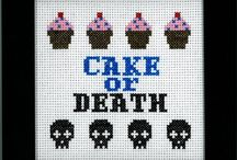 Cross Stitch Fun / by Pepper Hayes