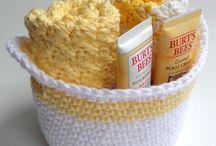 Crochet packaging ideas
