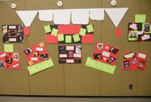 Kids Displays / A collection of photos of the Kids Displays we have had here at the John M. Pfau Library.