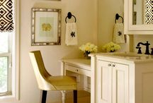 Powder Rooms / by Molly Leer