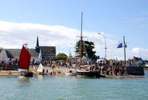 Tu fais quoi ce week-end? / Toutes les animations sur notre territoire Damgan, La Roche-Bernard dans le Morbihan.