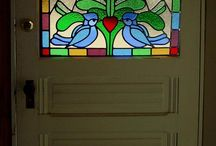 Doors / Stained Glass