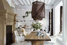 Interior eclectic