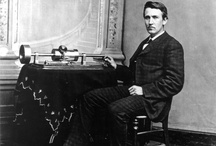 Favorite Inventions / Thomas Edison's favorite inventions.