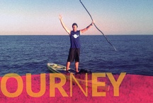 Journeys / Amazing stand up paddle board journeys throughout the world.  www.supconnect.com / by supconnect