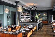 ___Restaurants & Hotels___ / Great commercial inteior design