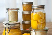 Preserve food recipes