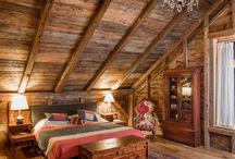 Cabin interiors ideas