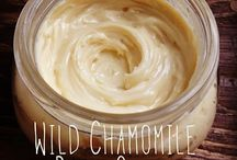 Homemade Body Creams and Lotions