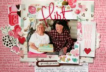 Cocoa Daisy January 2016:  Notebook / We carefully curate Scrapbooking, Day in the Life (Project Life or pocket scrapbooking), Day Planner (organizers, filofax, kikki k, planner), and Art Journaling kits every month.