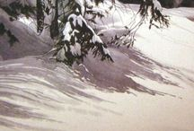 Annie chemin зима