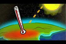 Klimawandel,Überbevölkerung und Umweltzerstörung / ...die großen Probleme der Menschheit