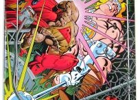 Malibu Comics (Marvel Imprint) / http://tinyurl.com/ebaymadandcracked / by Jean De La Garza