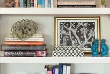 Book Shelf Cues