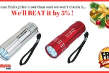 Christmas Gifts / Find a huge selection of Christmas special offers at USFLASHLIGHTS. Don't miss our lowest price guarantee on these personalized flashlights.