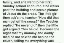 Sad &/or touching stories