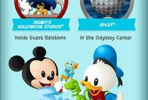 Disneyworld Vacation 2016!