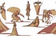 Concept Design - Sketches