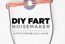 DIY fun crafts for boys