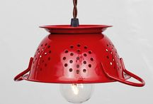 Reciclando & Decorando / Diferentes objetos reciclados con ingenio para decorar rincones especiales de nuestro hogar :)