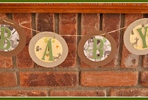 Baby Meet and Greet / Forest Friends Theme / by Donna Hayden