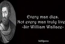Sir William Wallace Quotes