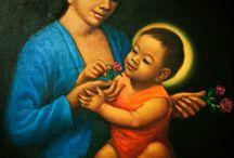 Indonesian Christian art