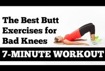 Exercises to protect the knee