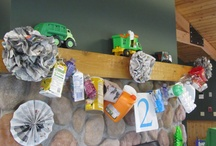 Garbage Truck and Construction Work Birthday party / by Sheila Rich