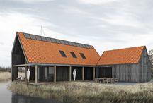 Balk / Ideeën voor woonhuis in Balk