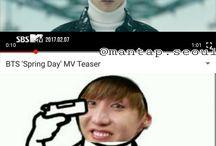BTS Spring Day