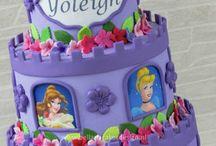 Cake - Princess