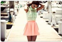 Fashion / by Manon Vonk