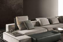 MINOTTI - YANG novo sistema de sofás / INAIN® Studio Minotti Porto