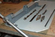 steel bar swisting ideas