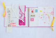 sketch books / by jacquelene