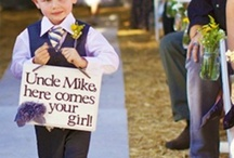 Flower girls and ring bearers / Flower girls and ring bearers