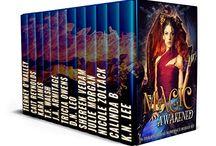 Magic Awakened - Paranormal Romance