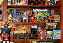 Vintage toys / by James Berry